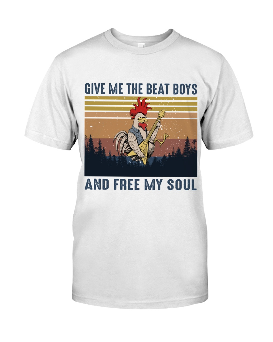Give Me The Beat Boys Classic T-Shirt