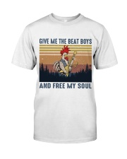 Give Me The Beat Boys Classic T-Shirt front