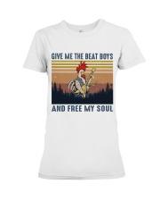 Give Me The Beat Boys Premium Fit Ladies Tee thumbnail