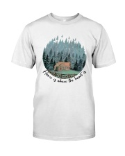Home Is Where The Heart Is Classic T-Shirt thumbnail