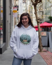 Home Is Where The Heart Is Hooded Sweatshirt lifestyle-unisex-hoodie-front-2