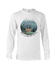 Home Is Where The Heart Is Long Sleeve Tee thumbnail