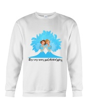 There Were Never Such Devoted Sisters Crewneck Sweatshirt thumbnail