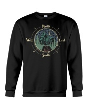 North West East South Crewneck Sweatshirt thumbnail