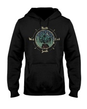 North West East South Hooded Sweatshirt thumbnail