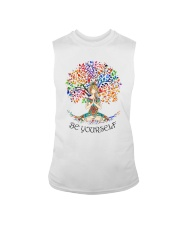 Be Yourself Sleeveless Tee thumbnail