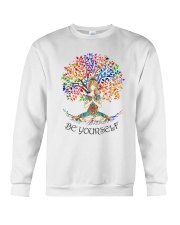 Be Yourself Crewneck Sweatshirt thumbnail