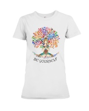 Be Yourself Premium Fit Ladies Tee thumbnail