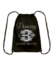 Love Dancing Drawstring Bag thumbnail