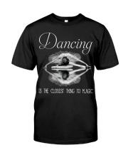 Love Dancing Classic T-Shirt front