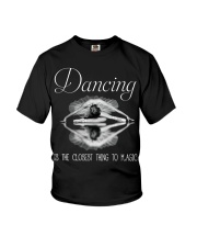 Love Dancing Youth T-Shirt thumbnail