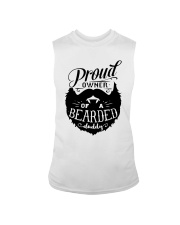 Proud Owner Of A Bearded Sleeveless Tee thumbnail