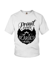 Proud Owner Of A Bearded Youth T-Shirt front