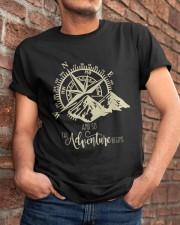 The Adventure Begins Classic T-Shirt apparel-classic-tshirt-lifestyle-26