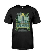 Cthulhu Mythos Premium Fit Mens Tee thumbnail
