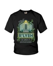 Cthulhu Mythos Youth T-Shirt thumbnail