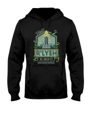 Cthulhu Mythos Hooded Sweatshirt front