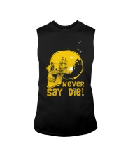Never Say Die Sleeveless Tee thumbnail