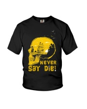 Never Say Die Youth T-Shirt thumbnail
