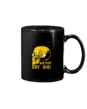 Never Say Die Mug thumbnail