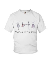 Meet Me At The Barre Youth T-Shirt thumbnail