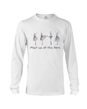 Meet Me At The Barre Long Sleeve Tee tile