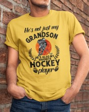 He's Also My Hockey Player Classic T-Shirt apparel-classic-tshirt-lifestyle-26