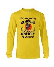 He's Also My Hockey Player Long Sleeve Tee thumbnail