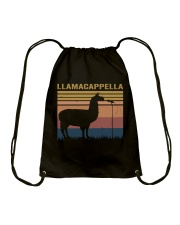 Llamacappella Drawstring Bag tile