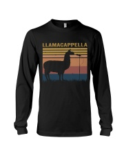 Llamacappella Long Sleeve Tee tile