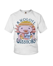 Axolotl Question Youth T-Shirt thumbnail
