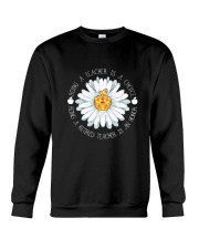 Being A Teacher Crewneck Sweatshirt thumbnail