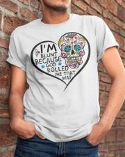 I'm Blunt Classic T-Shirt apparel-classic-tshirt-lifestyle-26
