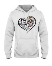 I'm Blunt Hooded Sweatshirt thumbnail