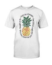 Teach Like A Pineapple Premium Fit Mens Tee thumbnail