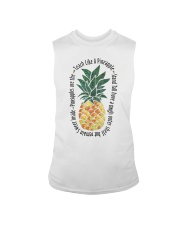 Teach Like A Pineapple Sleeveless Tee thumbnail