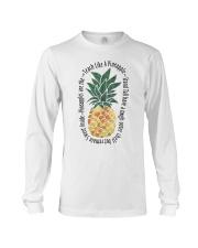 Teach Like A Pineapple Long Sleeve Tee thumbnail
