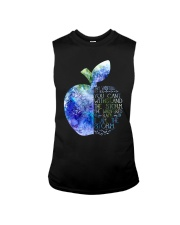 I Became A Teacher Sleeveless Tee thumbnail