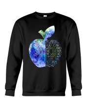 I Became A Teacher Crewneck Sweatshirt thumbnail