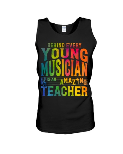 Behind Every Young Musician
