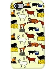 Love Goat Phone Case i-phone-8-case
