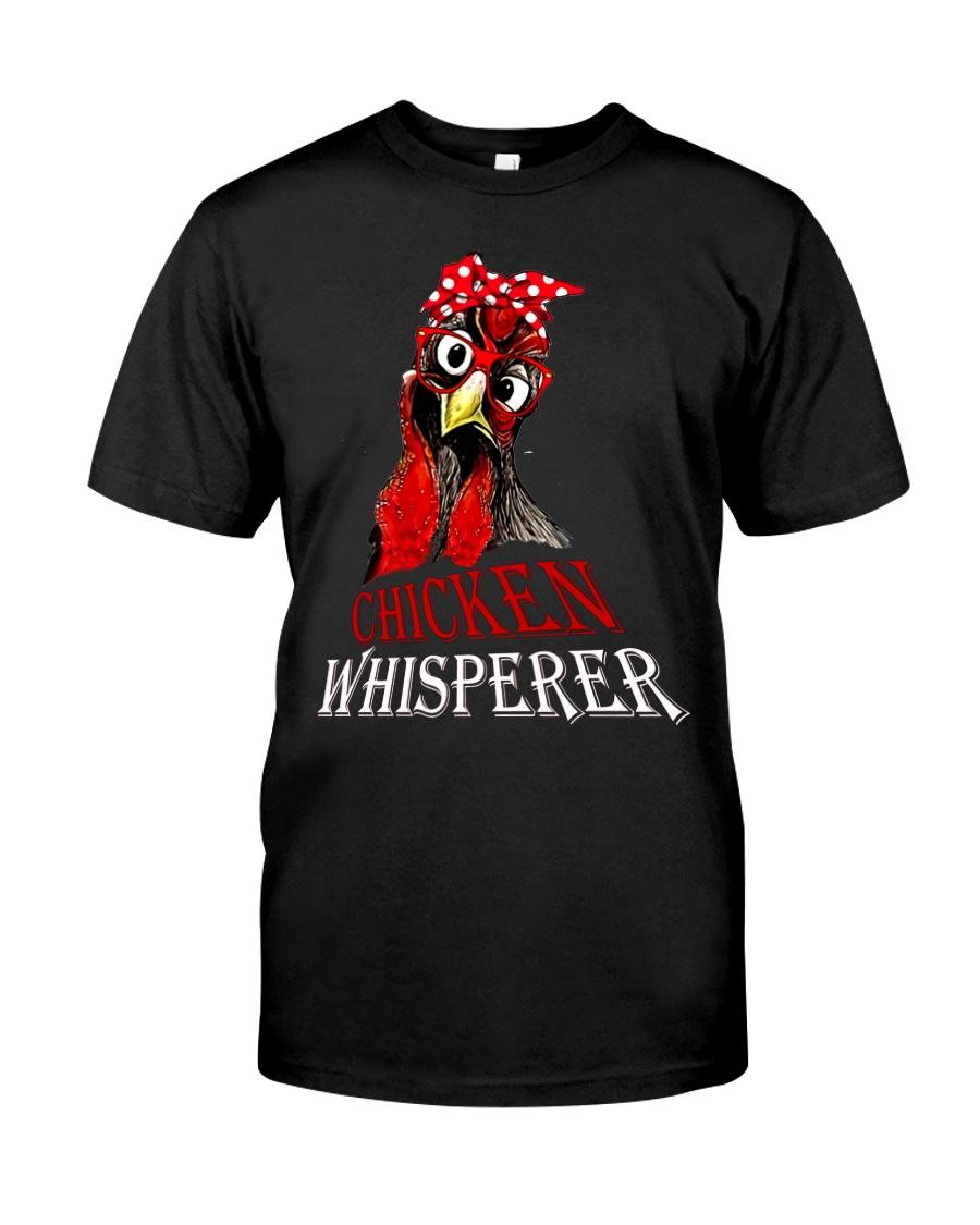 Chicken Whisperer Classic T-Shirt