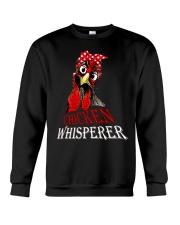 Chicken Whisperer Crewneck Sweatshirt thumbnail