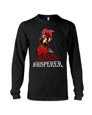 Chicken Whisperer Long Sleeve Tee thumbnail