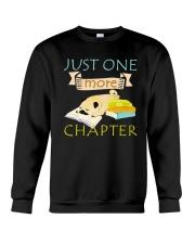 Just One More Chapter Crewneck Sweatshirt thumbnail