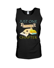 Just One More Chapter Unisex Tank thumbnail