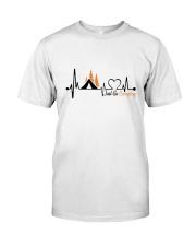 Just Go Camping Classic T-Shirt thumbnail