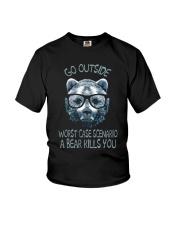 Go Outside Youth T-Shirt thumbnail
