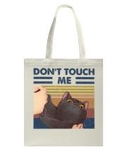 Don't Touch Me Tote Bag thumbnail