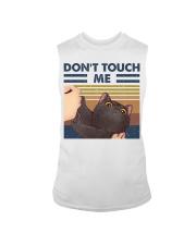 Don't Touch Me Sleeveless Tee thumbnail